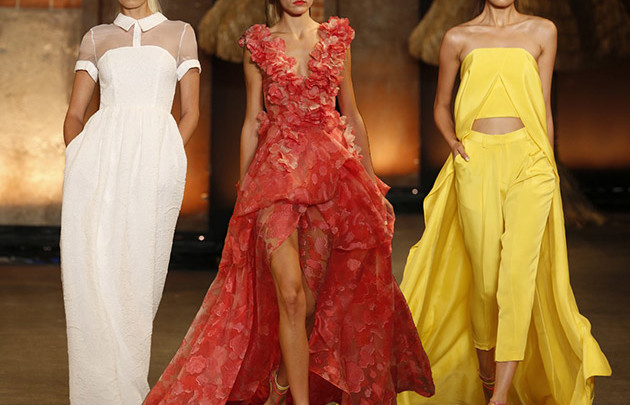 Christian Siriano Spring/Summer 2014 Collection