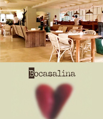 Lunch at Bocasalina Formentera...