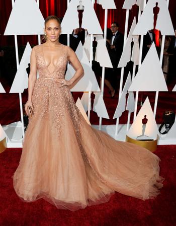 Le foto più belle della sera degli Oscar 2015