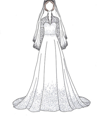 100 of the Most Iconic Wedding Dresses Ever!
